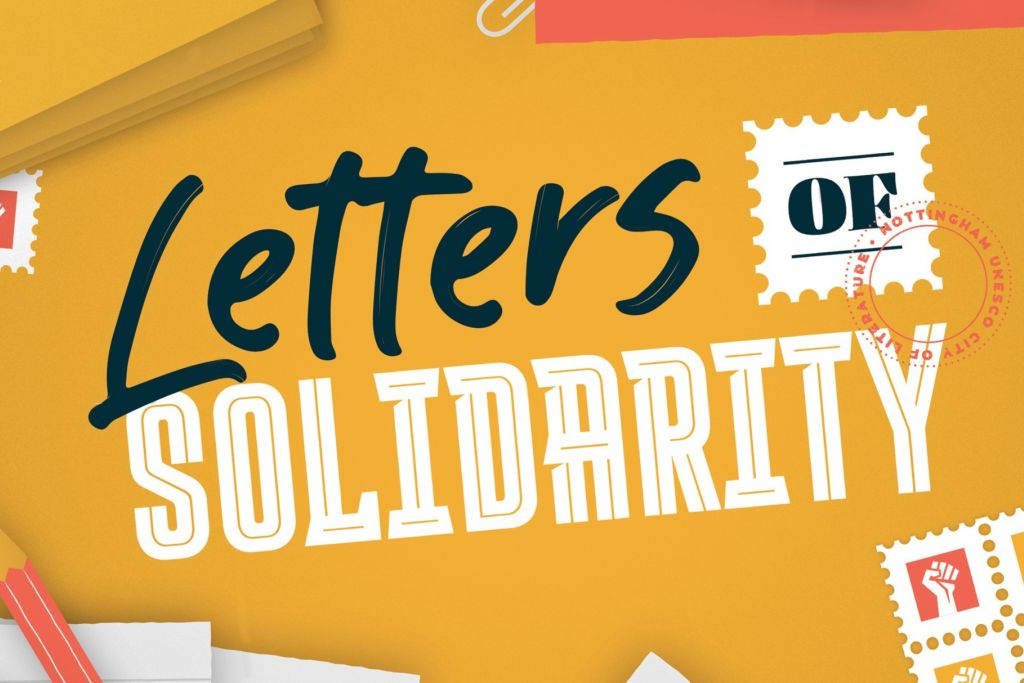 Letters Of Solidarity Bg Image