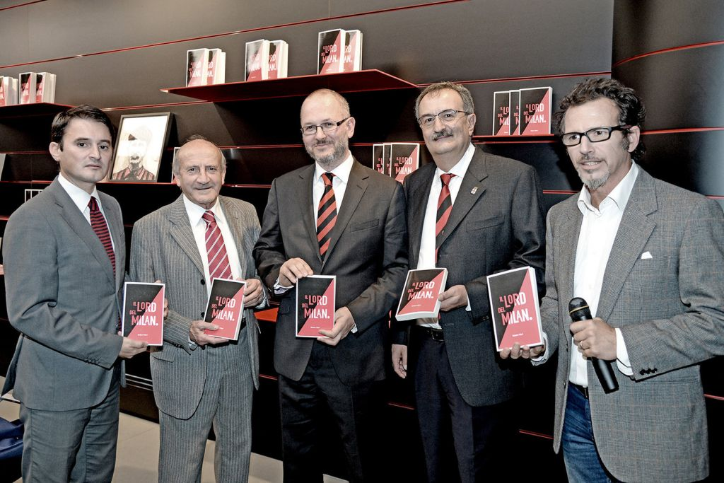 Lord of Milan book launch