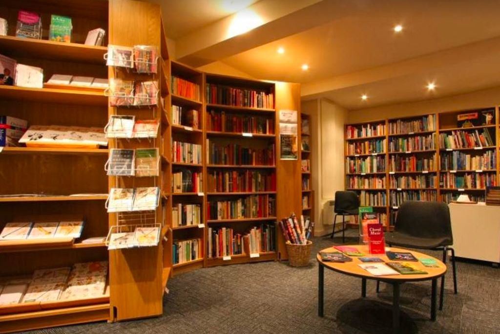 Bookwise Nottingham interior photo