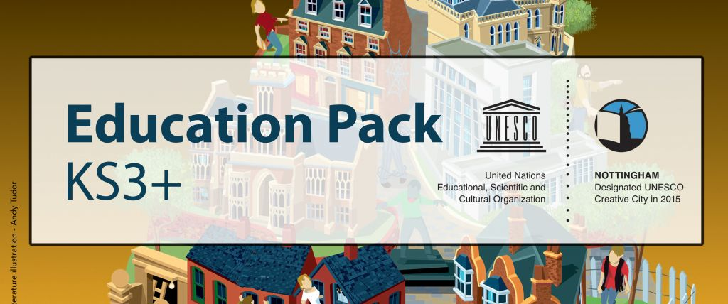 Dot U Education Pack Cover