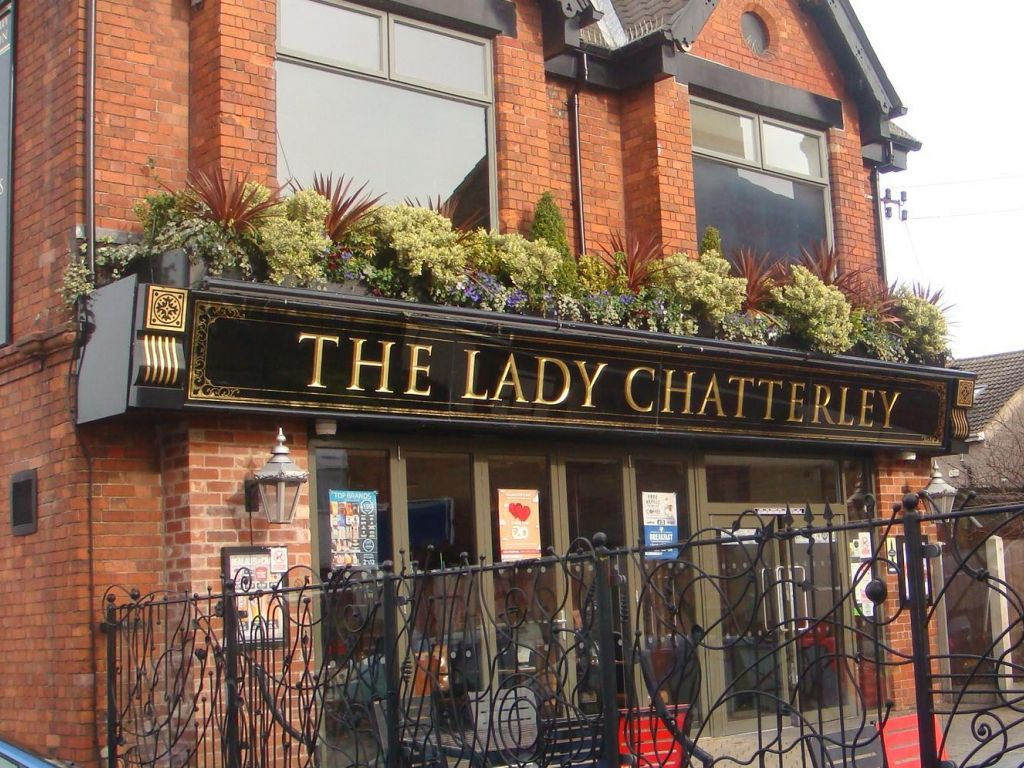 The Lady Chatterley
