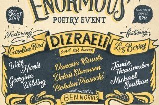 A Quite Enormous Poetry Event