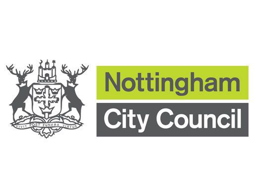 Nottingham City Council Logo Thumbnail